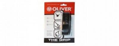 Squashový grip Oliver THE GRIP černý 1 kus