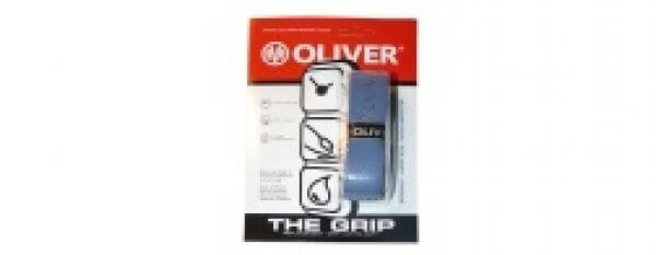 Squashový grip Oliver THE GRIP modrý 1 kus