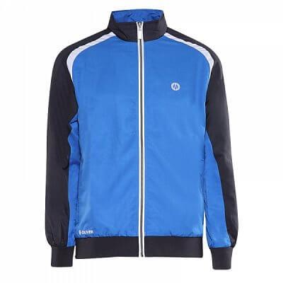 Unisexová sportovní bunda Oliver SPORT JACKET sv.modrá/bílá