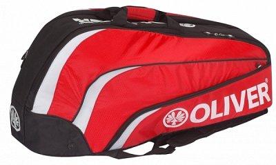 Sportovní taška Oliver RACKETBAG 3D červená