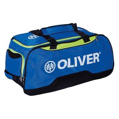 Sportovní taška Oliver TOURNAMENTBAG modro-zelená