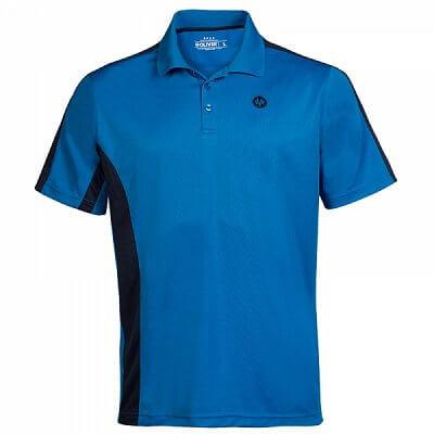 Trička Oliver LIMA POLO modrá royal - pánské triko