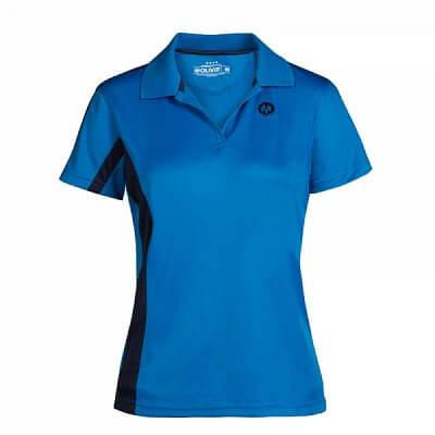 Trička Oliver LIMA LADY POLO modrá royal - dámské triko