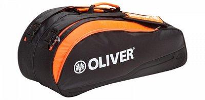 Sportovní taška Oliver TOP-PRO THERMOBAG černo-oranžová