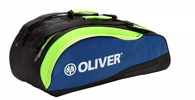 Sportovní taška Oliver TOP-PRO THERMOBAG modro-zelená