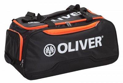 Sportovní taška Oliver TOURNAMENTBAG černo-oranžová