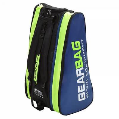 Sportovní taška Oliver GEARBAG modro-zelená