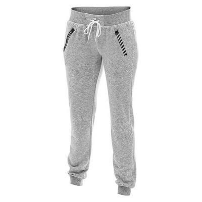 Kalhoty Craft W Kalhoty In-The-Zone šedá