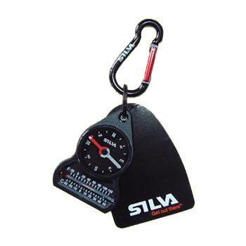 Kompas Silva CARABINER 10