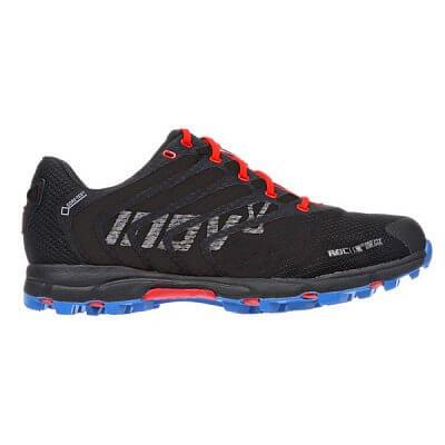 Pánské běžecké boty Inov-8 Boty ROCLITE 312 GTX black/red/blue