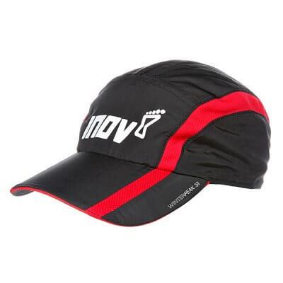 Čepice Inov-8 WINTERPEAK 50 black/red černá