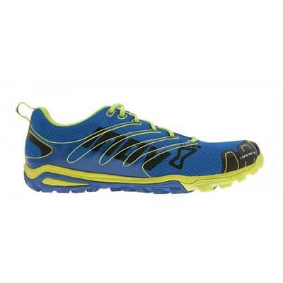 Pánské běžecké boty Inov-8 Boty TRAILROC 245 blue/lime (S)