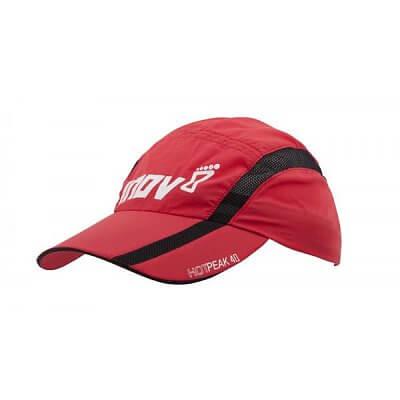 Čepice Inov-8 HOTPEAK 40 red/black červená