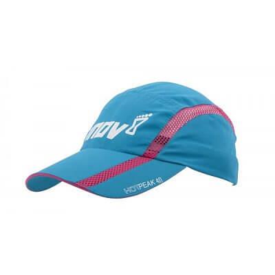 Čepice Inov-8 HOTPEAK 40 blue/pink modrá