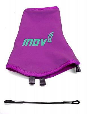 Návleky Inov-8 Race Ultra Gaiter purple/teal černá