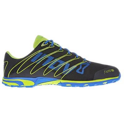 Pánské běžecké boty Inov-8 Boty F-LITE 195 black/lime/azure