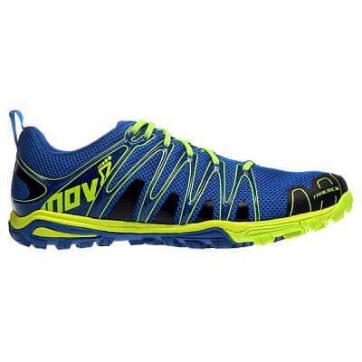 Pánské běžecké boty Inov-8 Boty TRAILROC 245 blue/lime