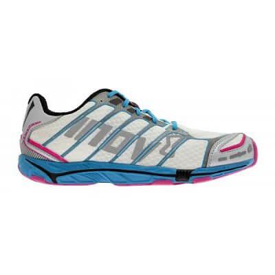 Dámské běžecké boty Inov-8 Boty ROAD-X 238 white/blue/pink