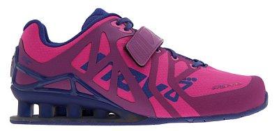 Dámská fitness obuv Inov-8 Boty FASTLIFT 335 pink/purple/blue (S)