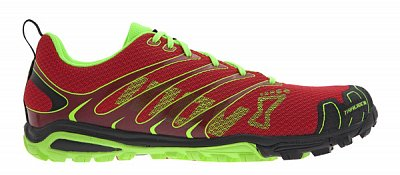 Pánské běžecké boty Inov-8 Boty TRAILROC 245 red/lime/black (S)