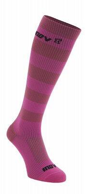 Ponožky Inov-8 Podkolenky purple/purple fialová