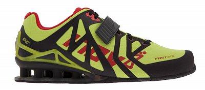 Pánská fitness obuv Inov-8 Boty FASTLIFT 335 lime/black/red