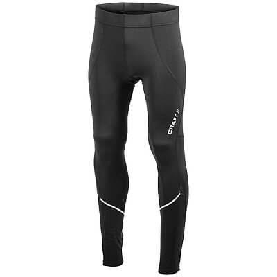 Kalhoty Craft Cyklokalhoty Move Thermal černá