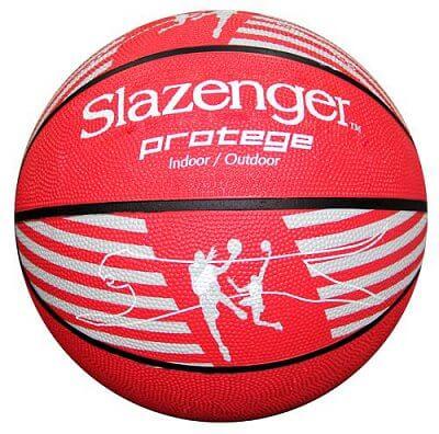 Basketbalový míč - velikost 7 Slazenger Protege V-500