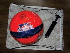 Míče Slazenger ruční pumpa na míče