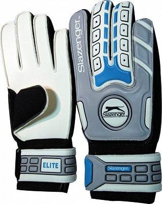 Rukavice Slazenger Elite brankářské fotbalové rukavice, velikost 9