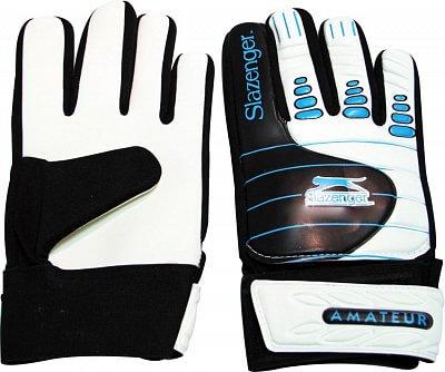 Rukavice Slazenger Amateur brankářské fotbalové rukavice, velikost L