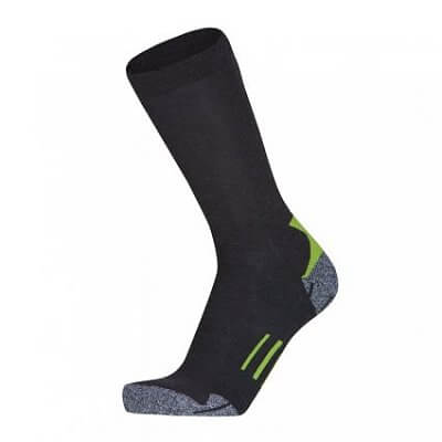 Ponožky ZAJO Primaloft Crew Socks - zelená