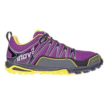 Dámské běžecké boty Inov-8 Trailroc 246 purple/grey/yellow