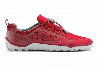 Dámské běžecké boty VIVOBAREFOOT TRAIL FREAK L 3M Mesh Ruby/ Raspberry