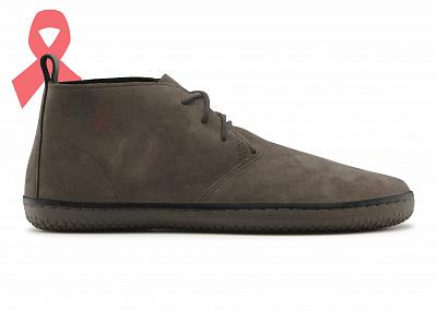 Dámská vycházková obuv VIVOBAREFOOT GOBI SOFA L Dk Brown