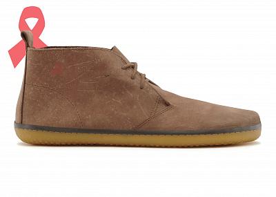 Pánská vycházková obuv VIVOBAREFOOT GOBI SOFA M Tan