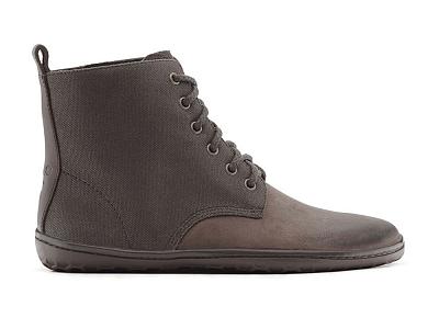 Pánská vycházková obuv VIVOBAREFOOT SCOTT M Leather DK Brown