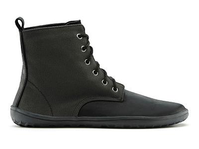 Pánská vycházková obuv VIVOBAREFOOT SCOTT M Leather Black
