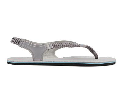 Dámská vycházková obuv VIVOBAREFOOT ULYSSES L Grey