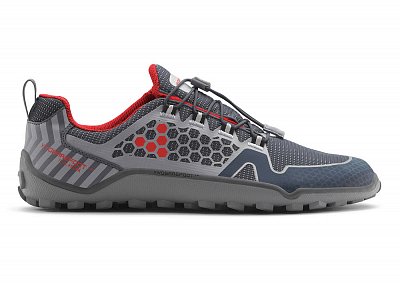 VIVOBAREFOOT TRAIL FREAK WP M HP Mesh Grey/Red
