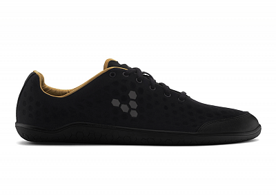 Pánské běžecké boty VIVOBAREFOOT STEALTH M Black Lux