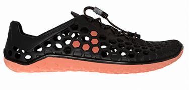 Dámská vycházková obuv VIVOBAREFOOT ULTRA L Black /Salmon Pure