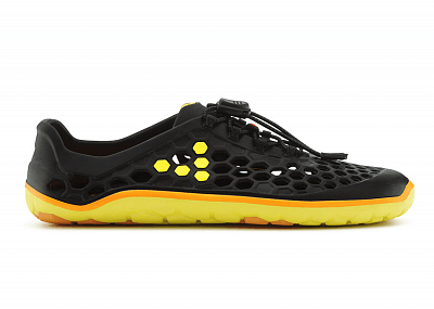 VIVOBAREFOOT ULTRA II L EVA Black/Yellow