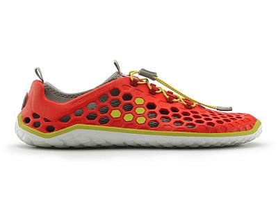 Pánská vycházková obuv VIVOBAREFOOT ULTRA M Red/Sulphur
