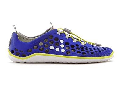 Pánská vycházková obuv VIVOBAREFOOT ULTRA  M Blue/Sulphur