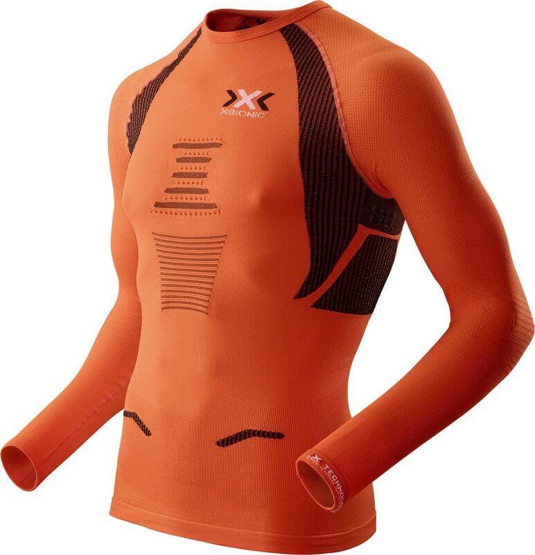 Tričká X-BIONIC Running Man The Trick OW Shirt LG_SL