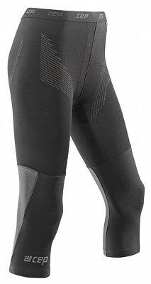 Kalhoty CEP 3/4 sportovní kalhoty BASE dámské černá