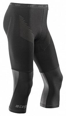 Kalhoty CEP 3/4 sportovní kalhoty BASE pánské černá