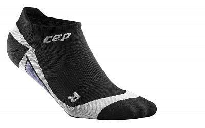 Ponožky CEP Nízké ponožky dámské černá / šedá