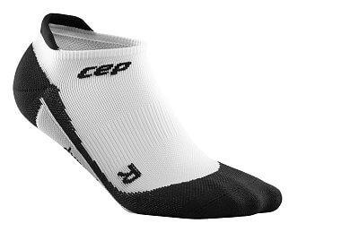 Ponožky CEP Nízké ponožky dámské bílá / černá